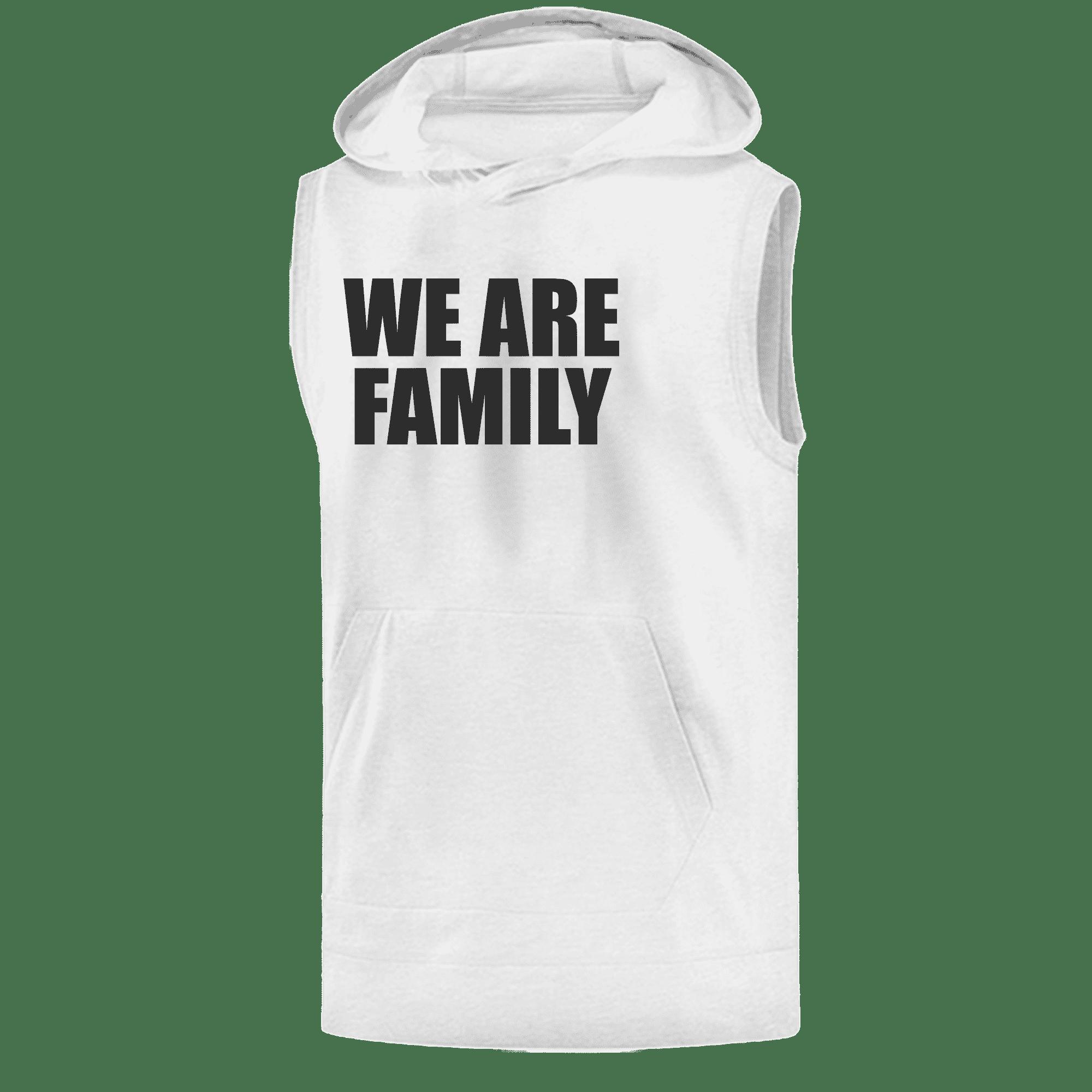 We Are Family Sleeveless (KLS-WHT-NP-WSH-BSKTBLL-wefamily-Syh-542)