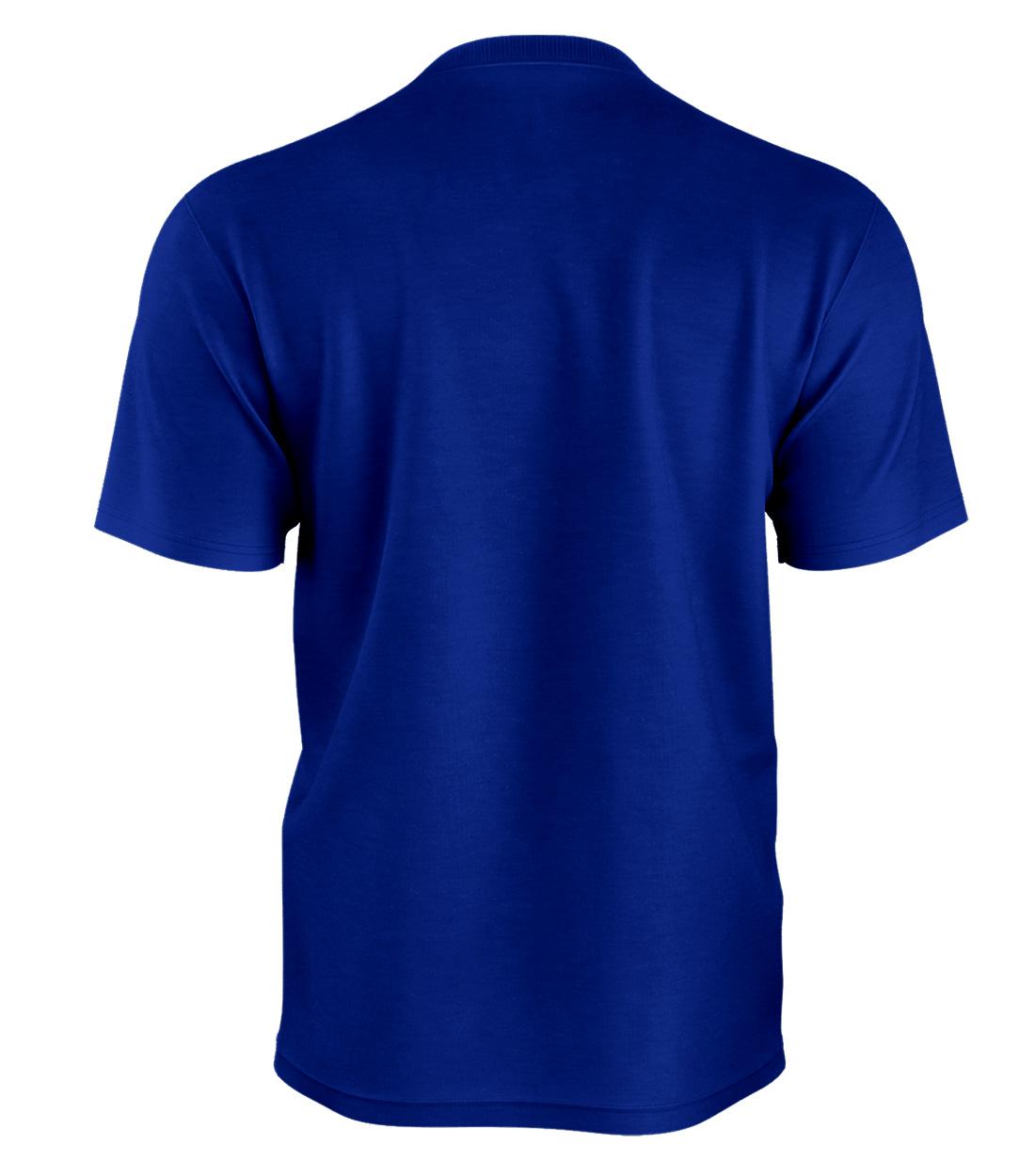 Euroleague Logo Euroleague Tshirt (TSH-BLU-226-EURO-LOGO)