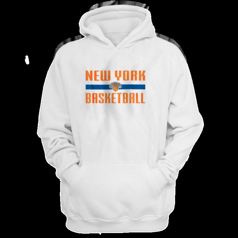 New York Knicks Basketball Hoodie (HD-WHT-NP-knicks-bsktbll-531)