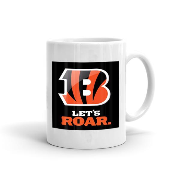 Cincinnati Bengals New Mug (MUG-bengals-new)