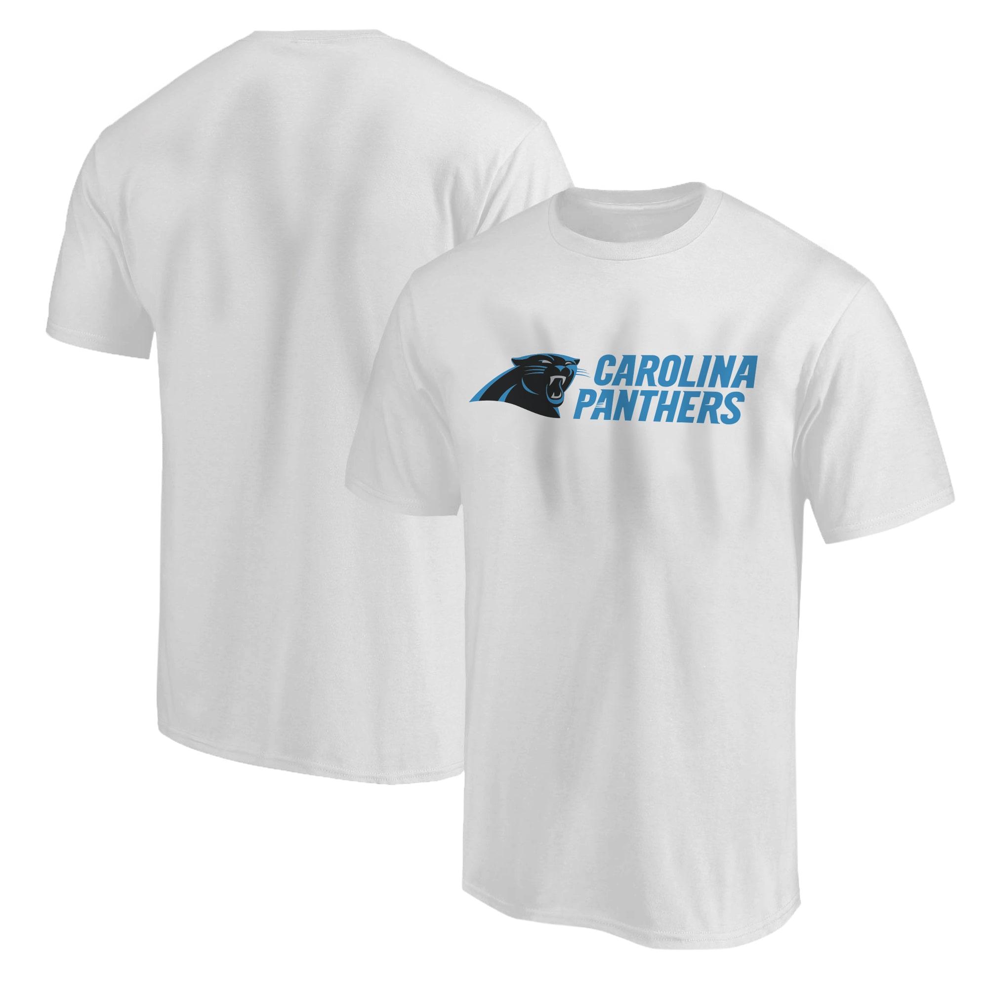 Carolina Panthers Tshirt (TSH-WHT-NP-C.PANTHERS-652)