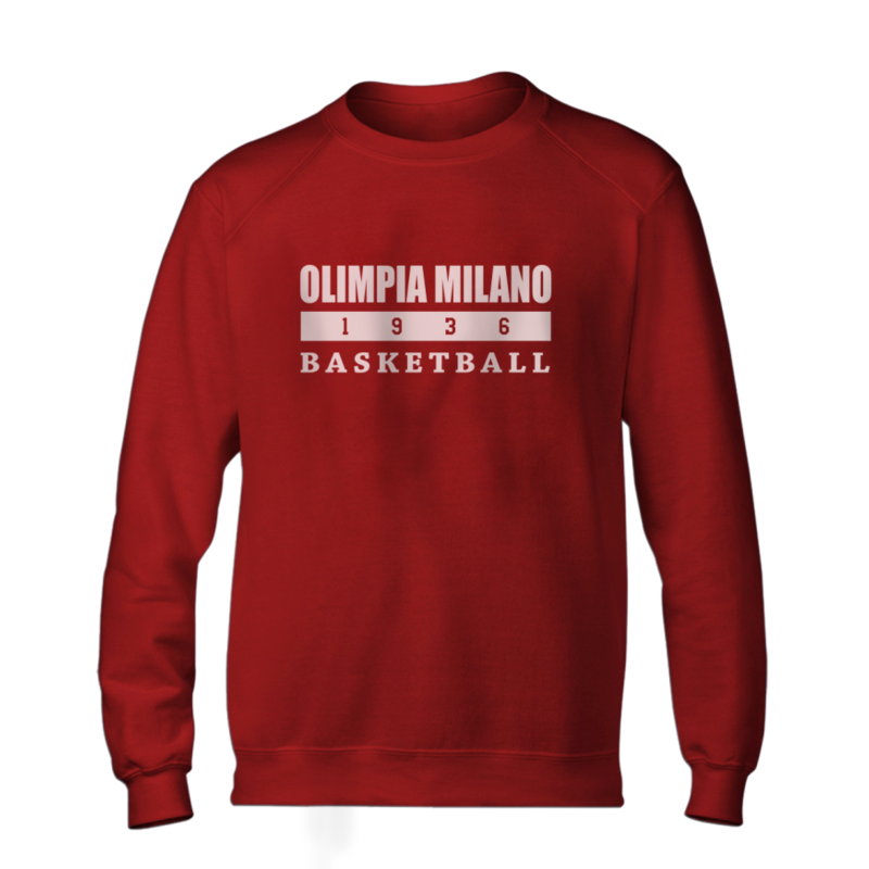 Olimpia Milano Basic (BSC-RED-NP.olimpia.bsktbll-626)