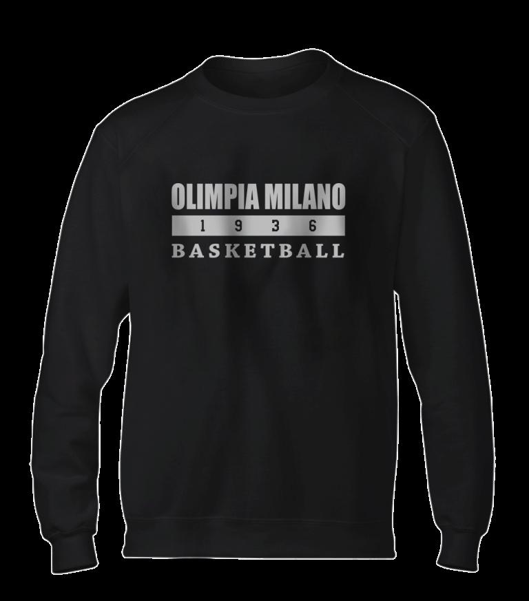 Olimpia Milano Basic (BSC-BLC-NP.olimpia.bsktbll-626)