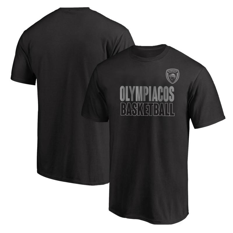 Olympiakos Tshirt (TSH-BLC-NP-229-EURO-OLYM-BASKETBALL)