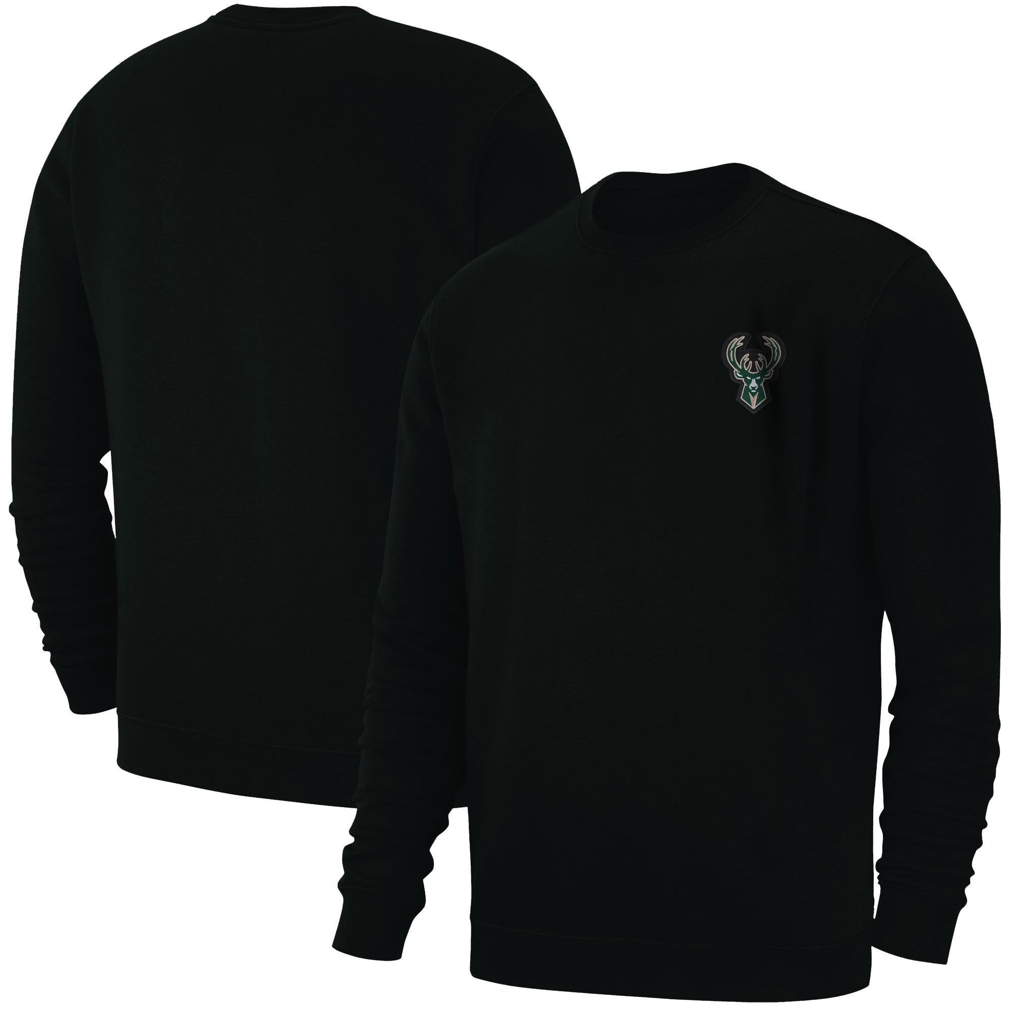 Milwaukee Bucks Basic (Örme)  (BSC-GRN-EMBR-BUCKS)