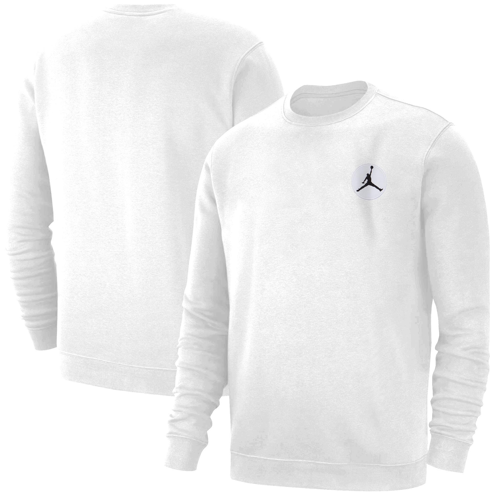 Air Jordan  Jordan Basic (Örme)  (BSC-WHT-EMBR-JORDAN-WHT)