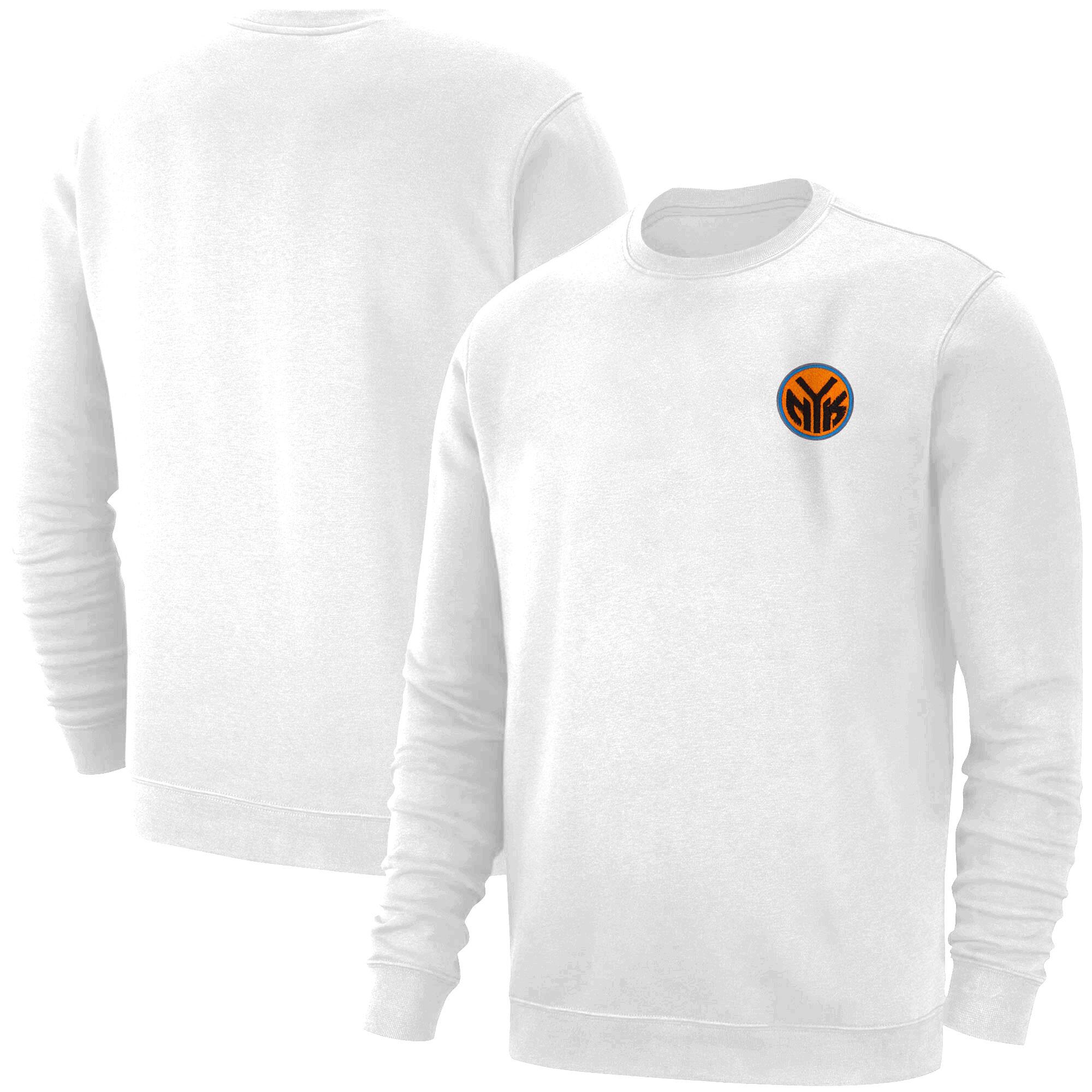 New York Knicks Basic (Örme)  (BSC-BLU-EMBR-NY.KNICKS)