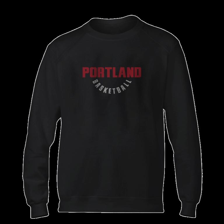 Portland Basic (out-BSC-BLC-278-NBA-POR-WARM.UP)