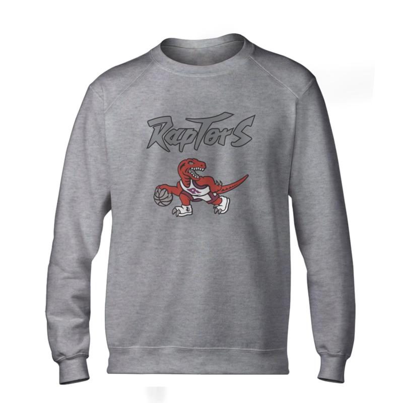 Toronto Raptors Basic (BSC-GRY-NP-198-NBA-TOR-RAPTORS.LOGO)