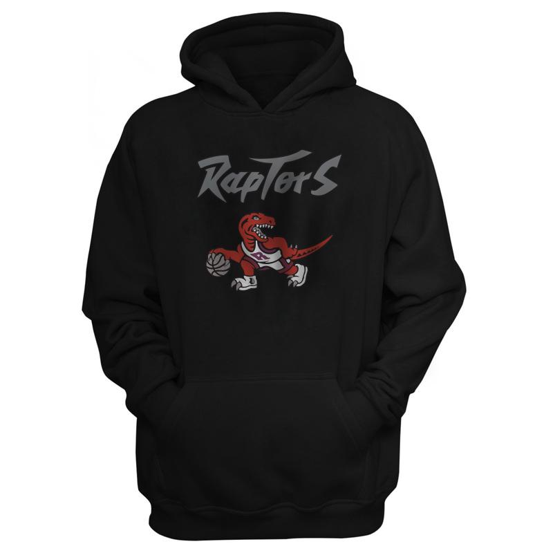 Toronto Raptors Hoodie (HD-BLC-NP-198-NBA-TOR-RAPTORS.LOGO)