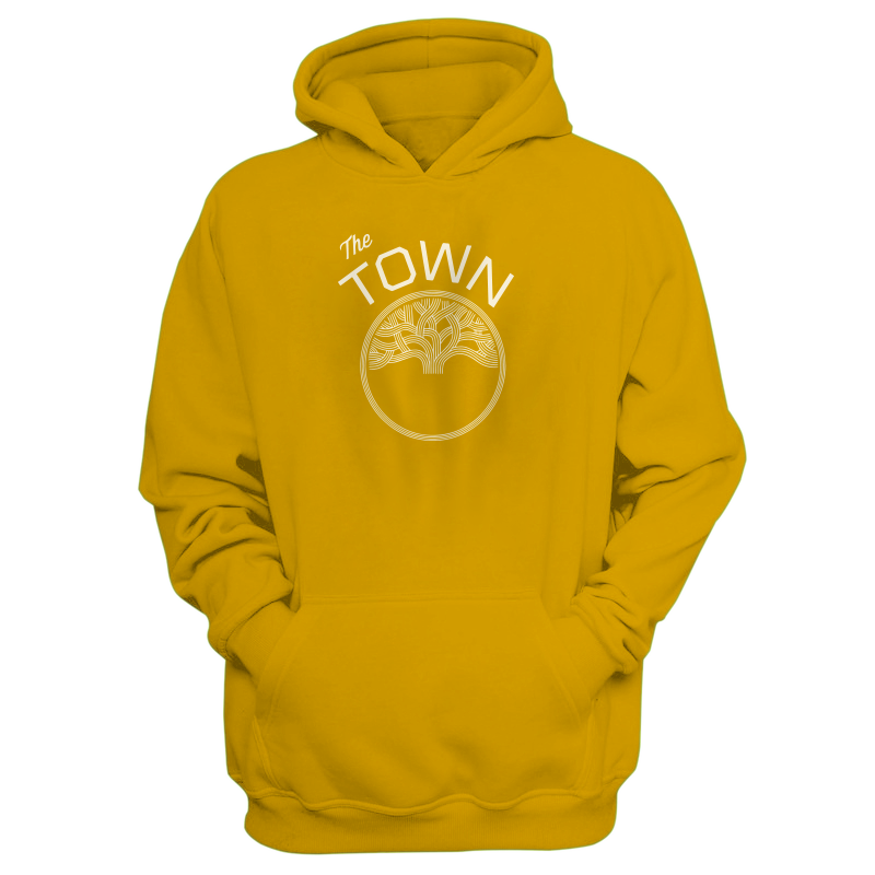 Golden State  Hoodie (HD-YLW-NP-105-NBA-GSW-THE.TOWN)
