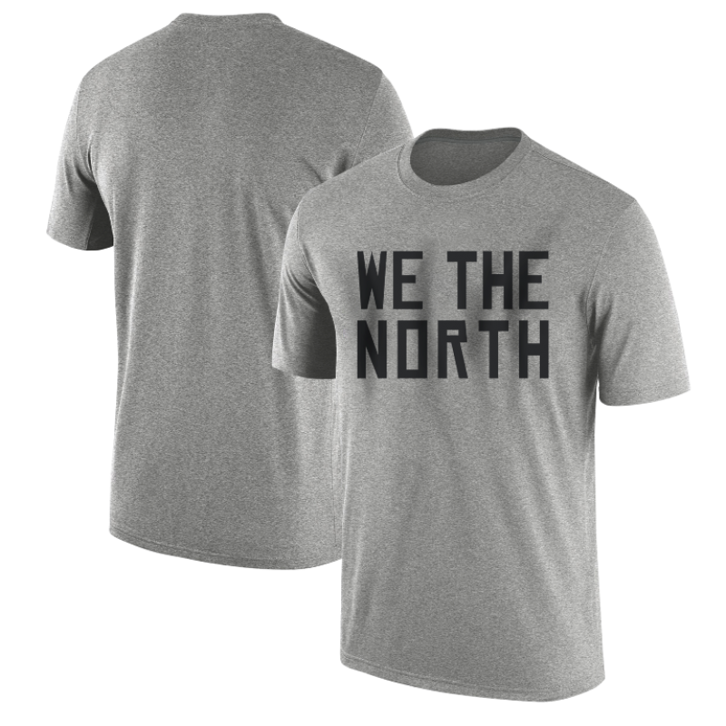 We The North Tshirt (TSH-RED-SKR-north-500)