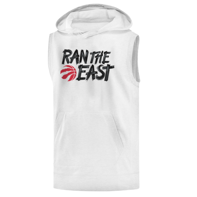 Toronto Raptors Ran The East Sleeveless (KLS-GRY-416-RANTHEEAST)