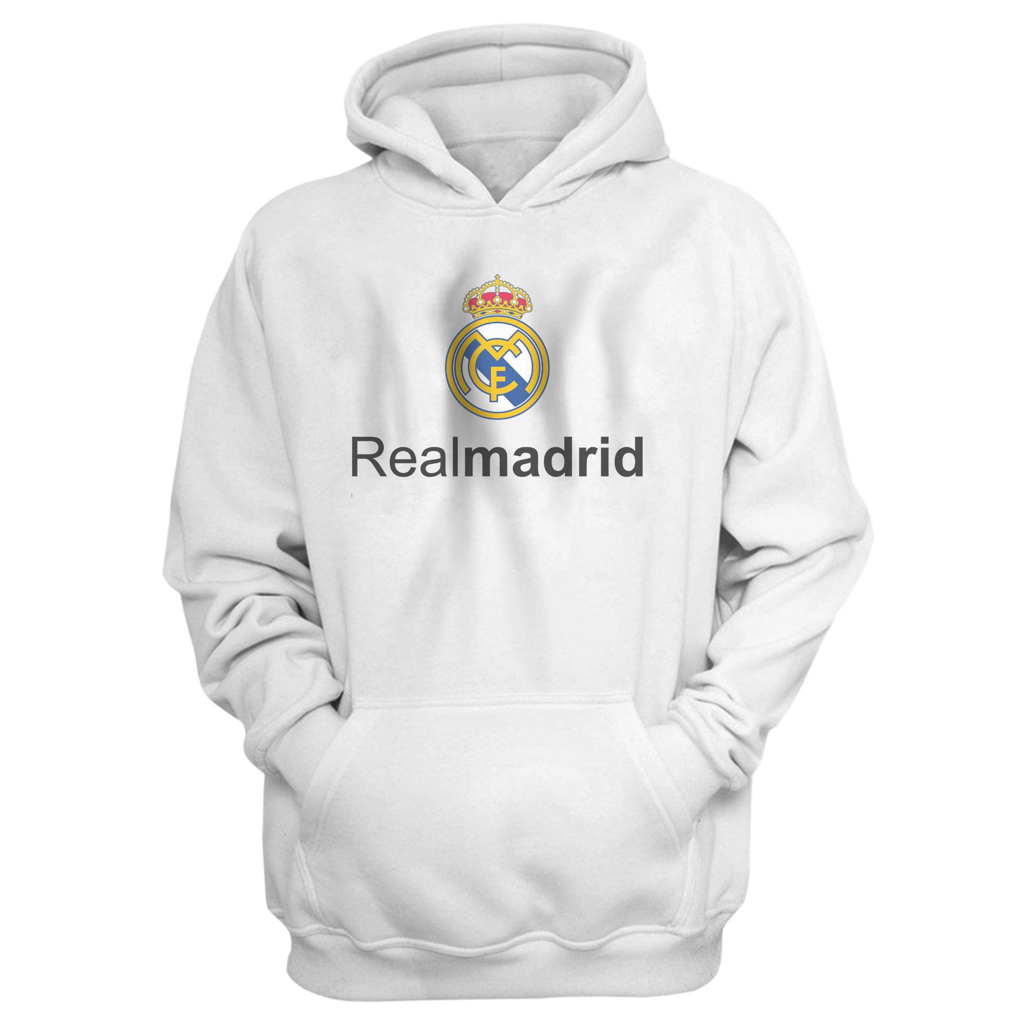 Real Madrid Euroleague Hoodie (HD-WHT-484-realmadrid)