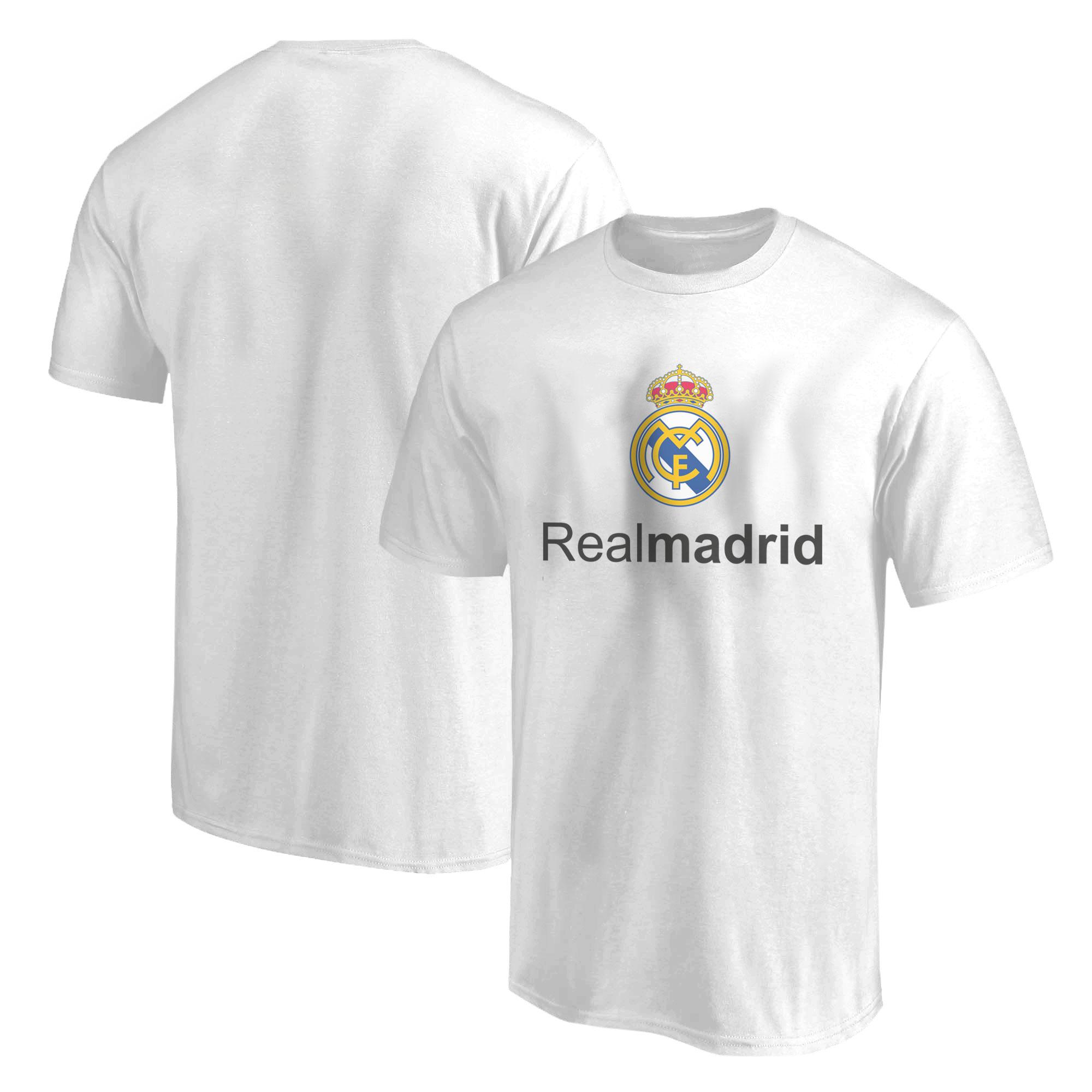 Real Madrid Euroleague Tshirt (TSH-WHT-484-realmadrid)