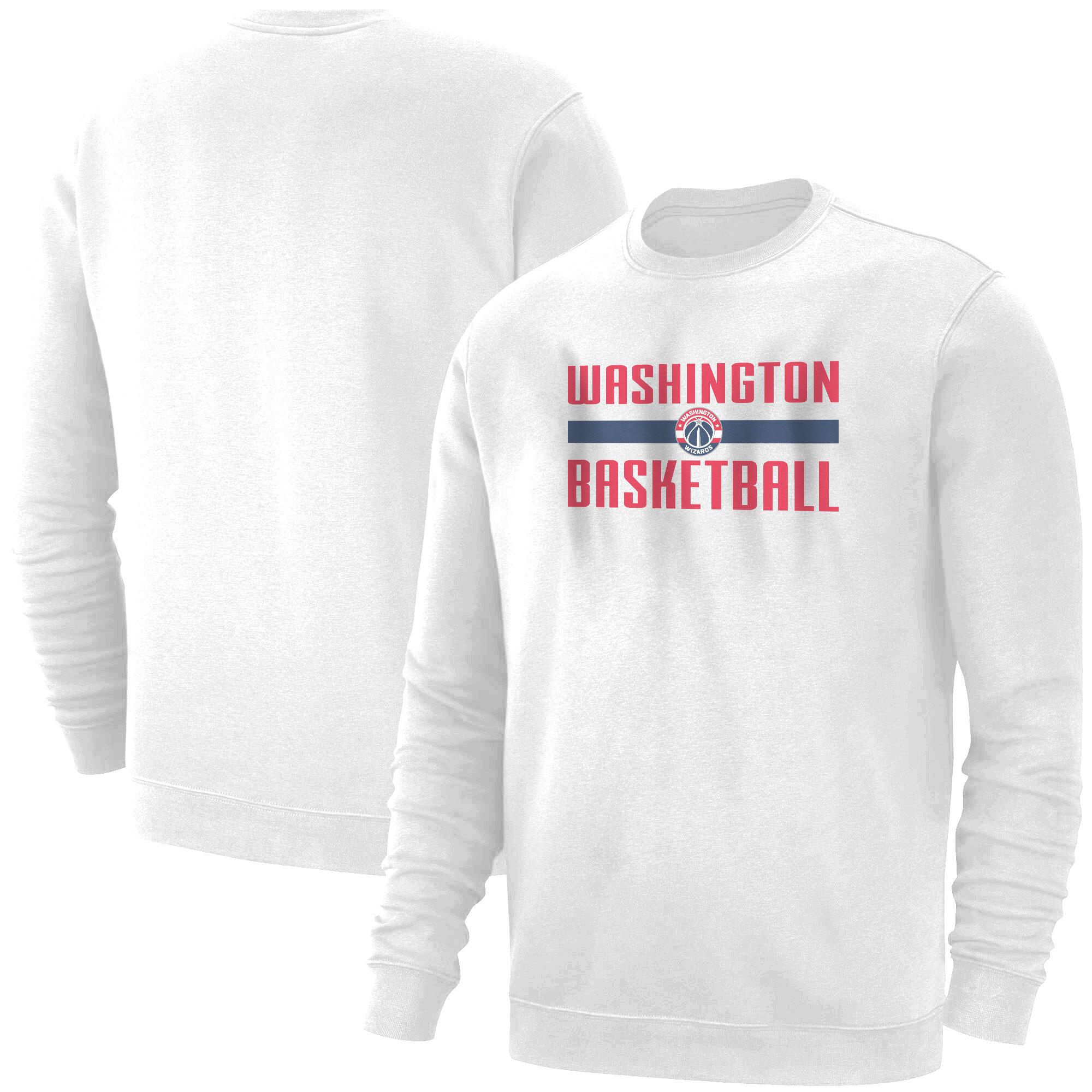 Washington Wizards Basketball Basic (BSC-WHT-NP-WSH-BSKTBLL-547)