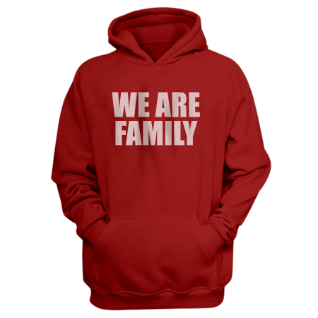 Nba Logo Gear We Are Family Hoodie (HD-BLC-308-wefamily-Byz)
