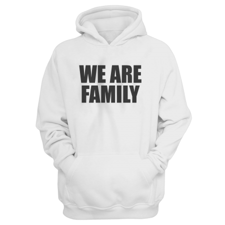 Nba Logo Gear We Are Family Hoodie (HD-YLW-SKR-wefamily-Syh-542)