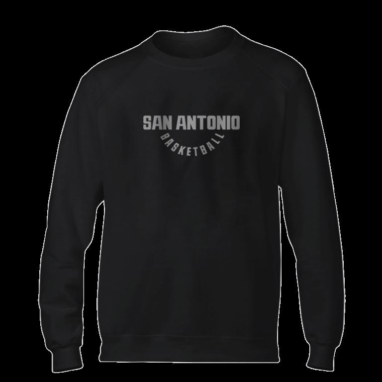 San Antonio Basic (BSC-BLC-280-NBA-SAS-WARM.UP)