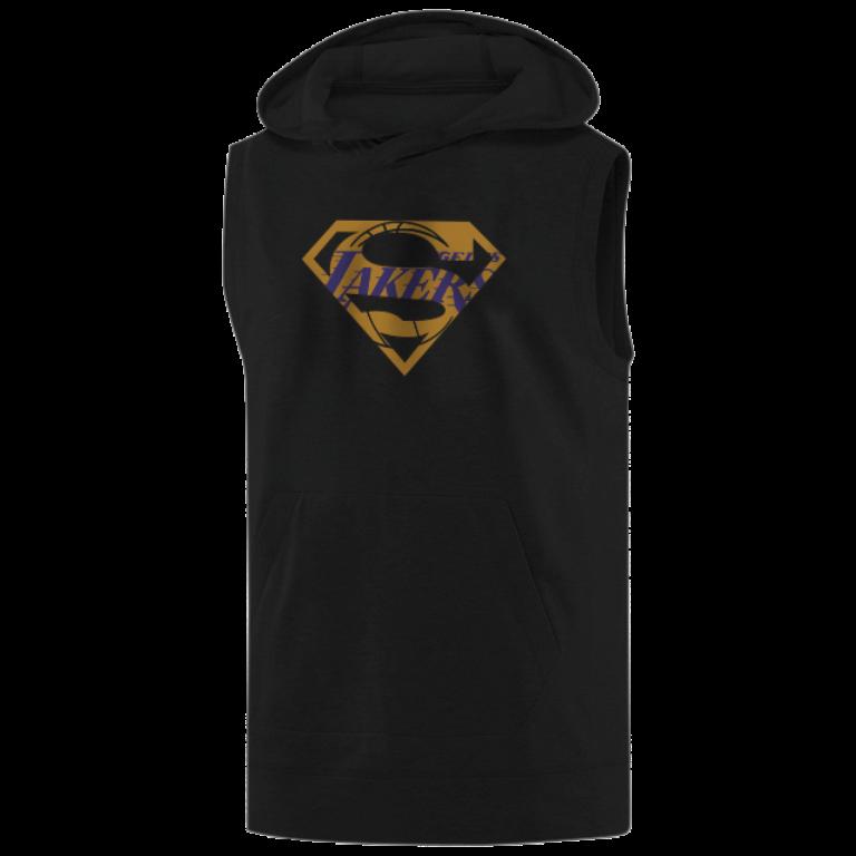 Lakers Superman Sleeveless (KLS-BLC-NP-122-NBA-LAL-SUPERMAN)