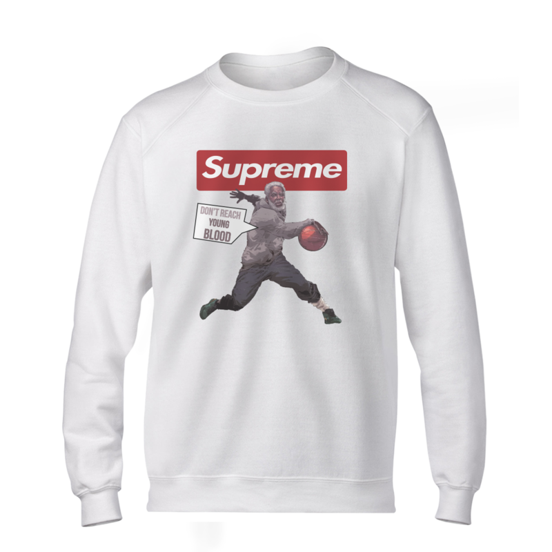 Kyrie Irving Basic (Supreme) (BSC-WHT-NP-210-PLYR-KYRIE.SUPREME)