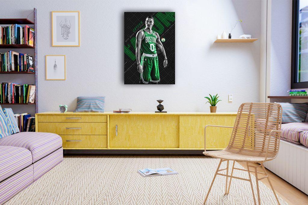 Jayson Tatum Canvas Tablo (Nba-canvas-JaysonTatum1)