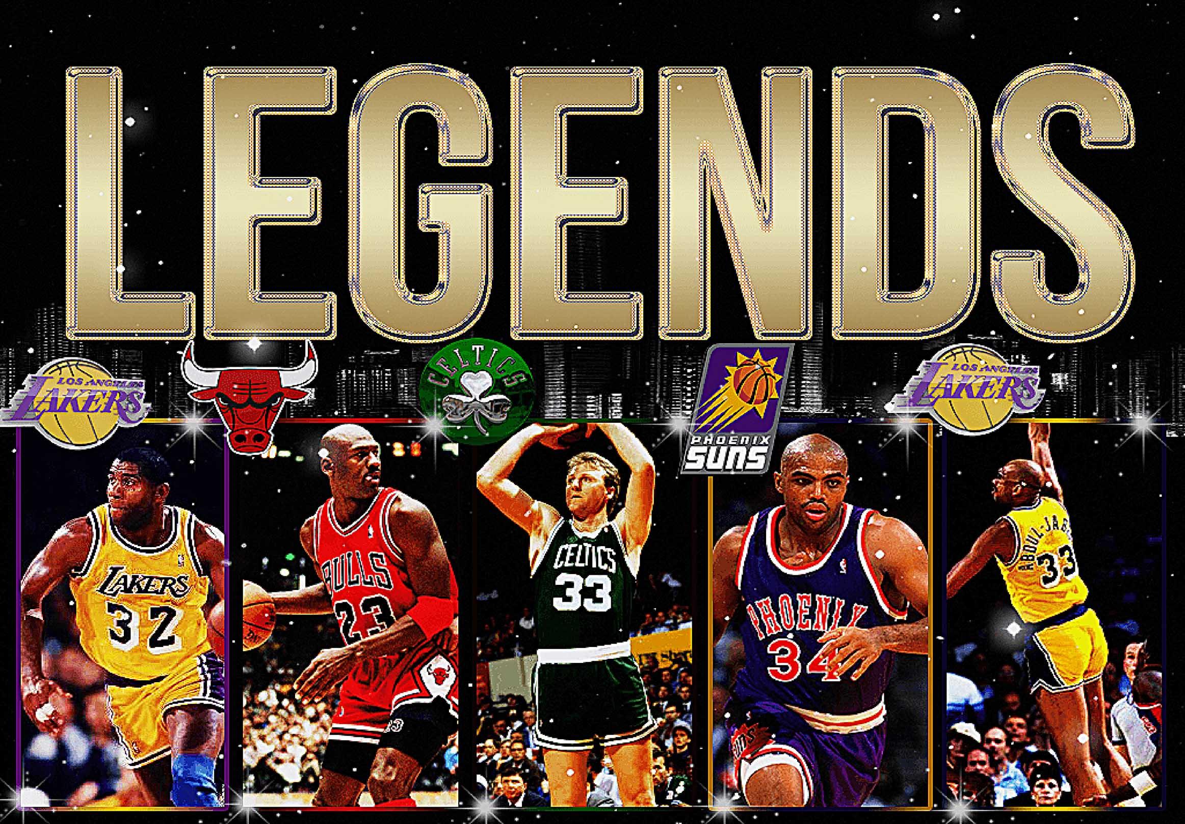 Air Jordan  Legends  Canvas Tablo (Nba-canvas-Legends )