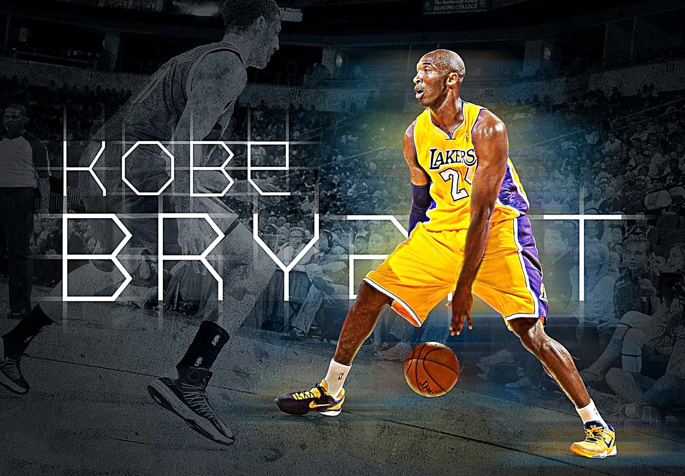 Kobe Bryant Canvas Tablo (Nba-canvas-bryantnew3)