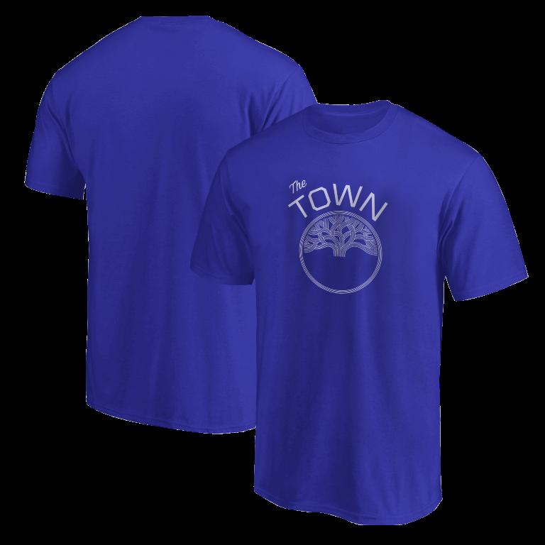 Golden State  Tshirt (TSH-BLU-NP-105-NBA-GSW-THE.TOWN)