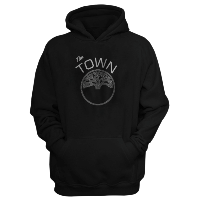 Golden State  Hoodie (HD-BLC-NP-105-NBA-GSW-THE.TOWN)