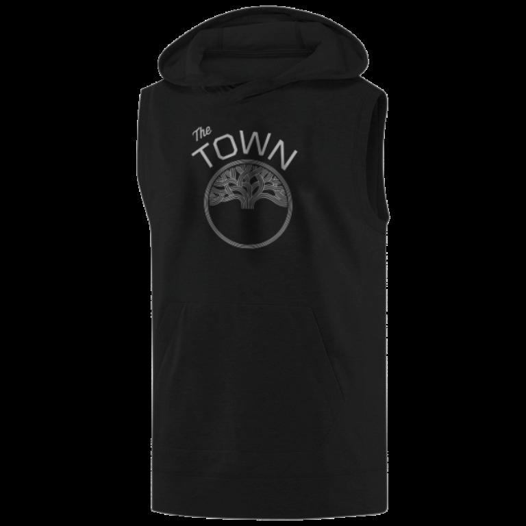 Golden State Sleeveless (KLS-BLC-NP-105-NBA-GSW-THE.TOWN)
