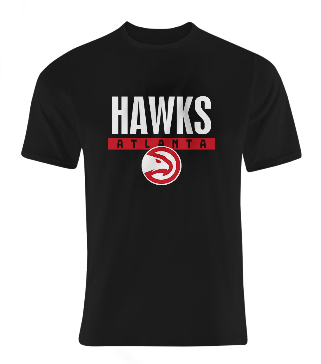 Atlanta Hawks Tshirt (TSH-BLC-NP-19-NBA-ATL-HAWKS)