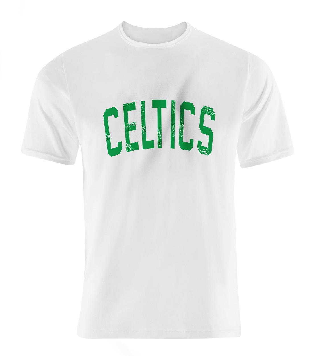 Boston Celtics Retro Tshirt (TSH-WHT-NP-24-NBA-BSTN-CEL.RETRO)