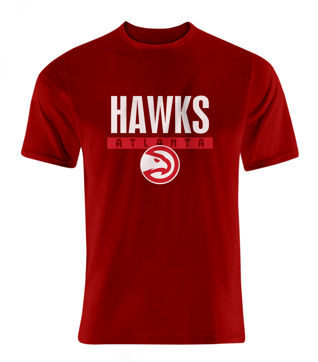 Atlanta Hawks Tshirt (TSH-RED-NP-19-NBA-ATL-HAWKS)