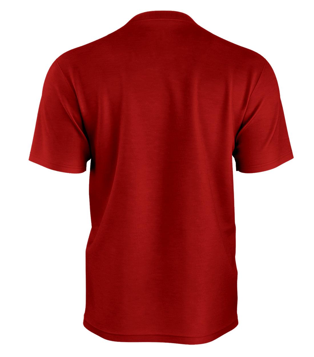 Chicago Bulls Tshirt (TSH-red-51-NBA-CHI-BASKETBALL)