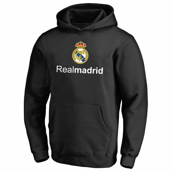 Real Madrid Euroleague Hoodie (HD-black-337-EUROLEAGUE -Realmadrid)