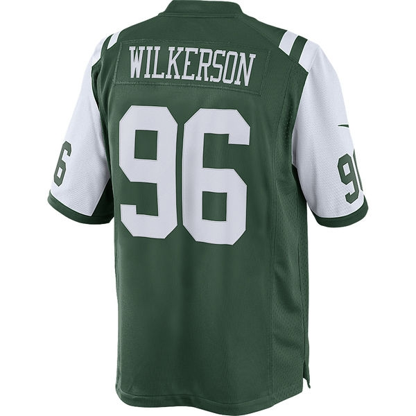 Muhammad Wilkerson Forma (Nfl-frm-nyj-green-Wilkerson01)