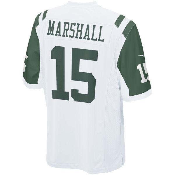 Brandon Marshall Forma (Nfl-frm-nyj-wht-Marshall02)