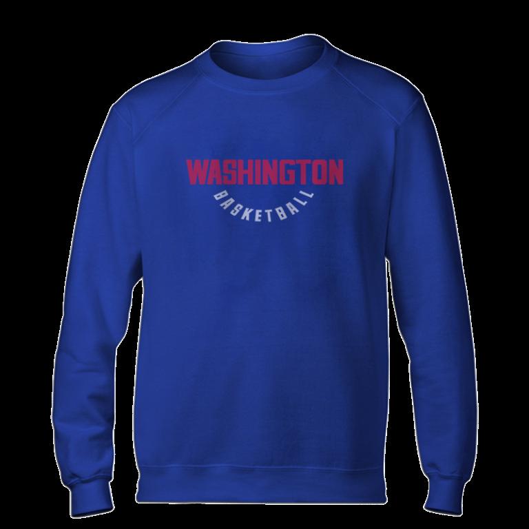 Washington Wizards Washington Basic (BSC-blue-283-NBA-WSH-WARM.UP)