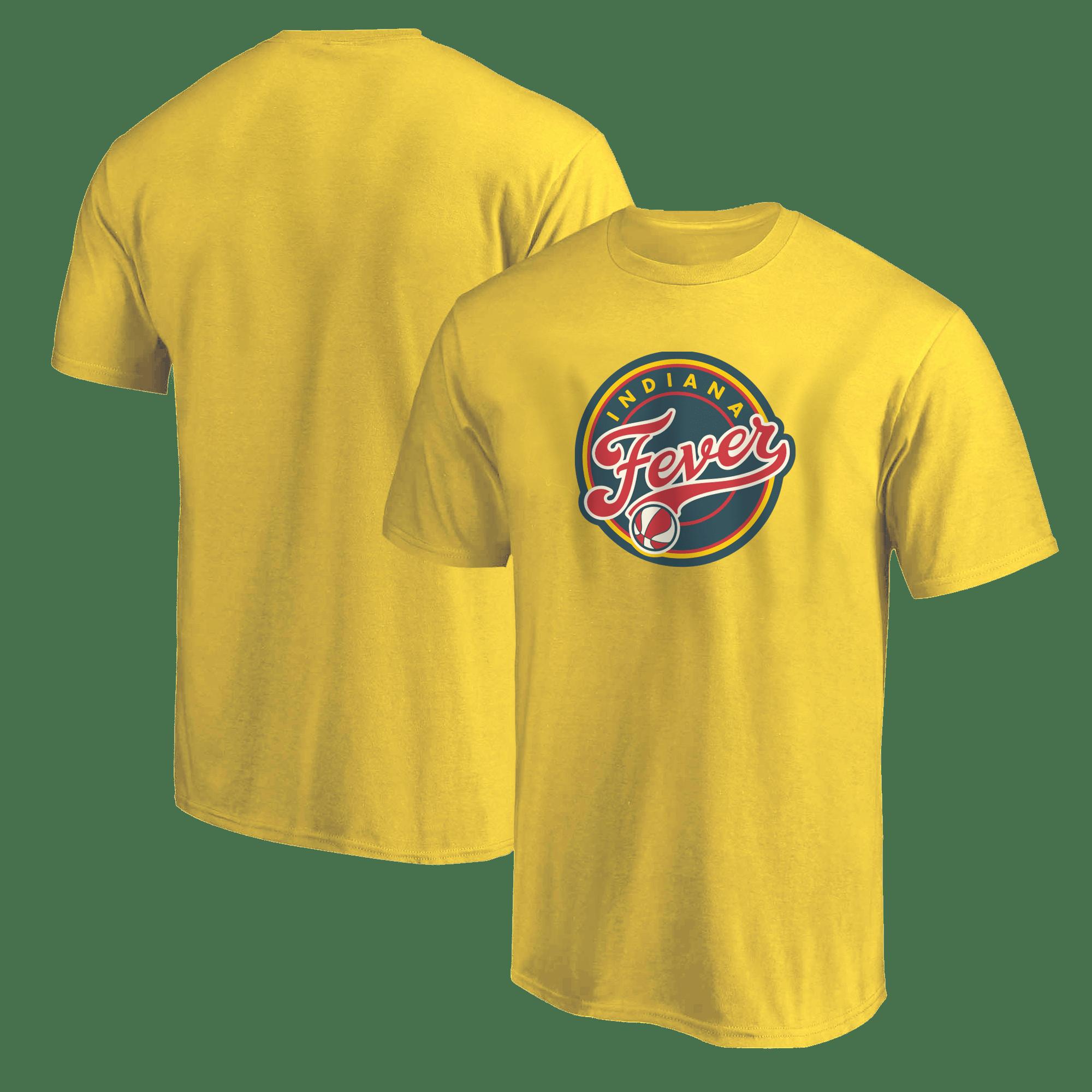 Indiana Fever Tshirt (TSH-YLW-321-WNBA-Indiana)