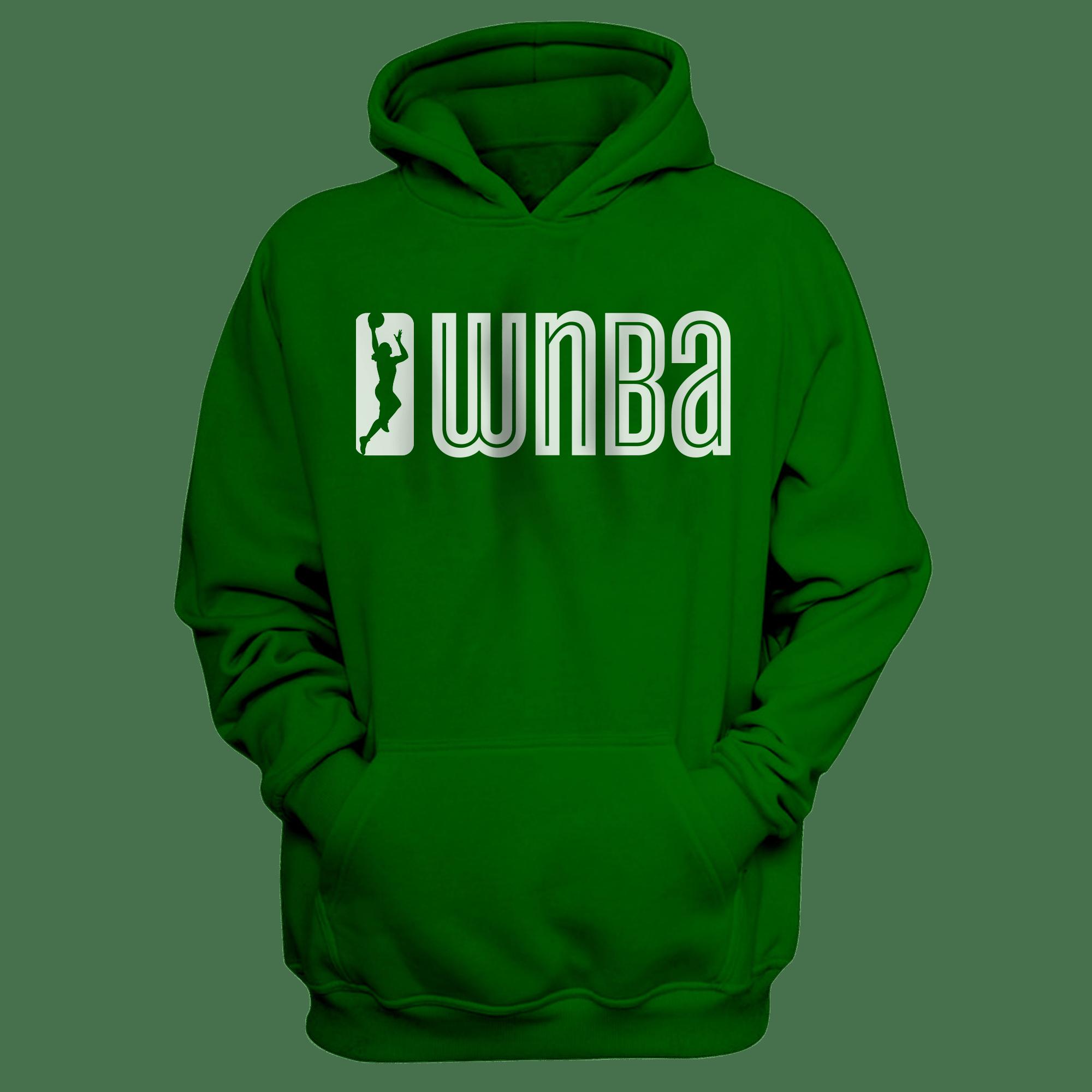 WNBA Hoodie (HD-GRN-NP-WNBA-633)