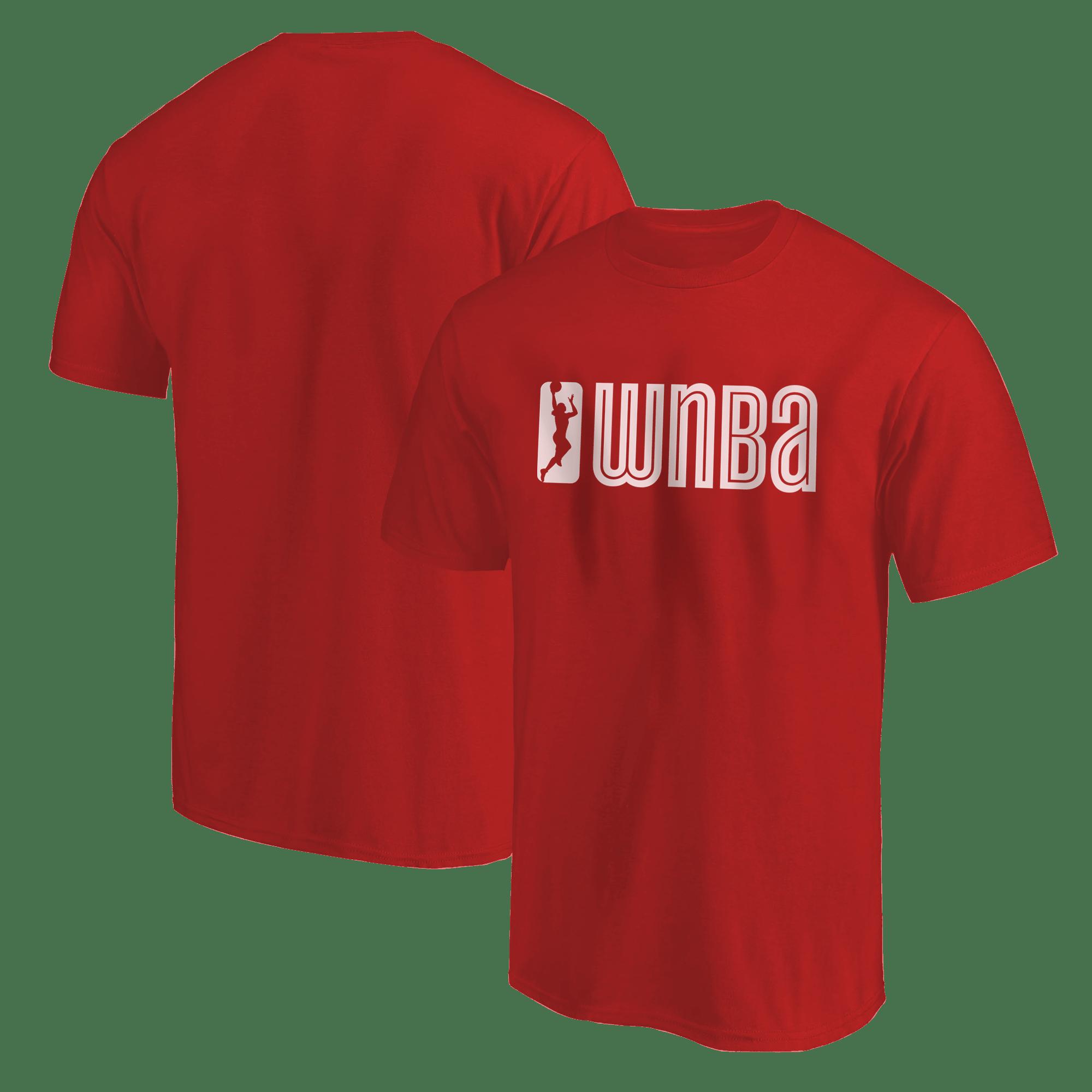 WNBA Tshirt (TSH-RED-NP-WNBA-633)