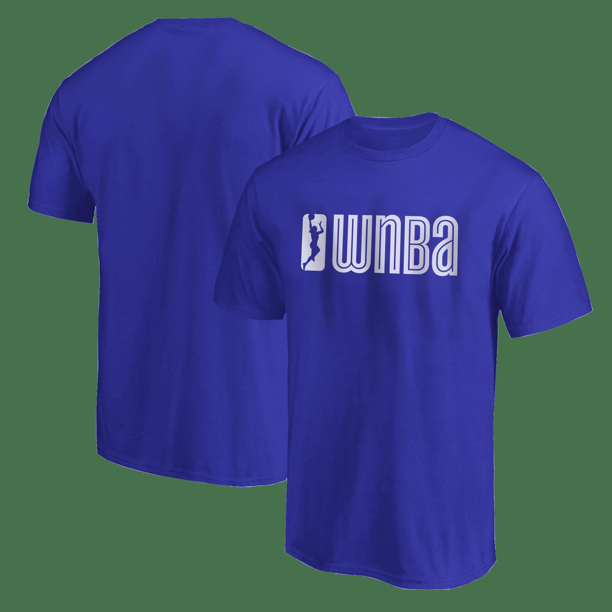 WNBA Tshirt (TSH-BLU-NP-WNBA-633)