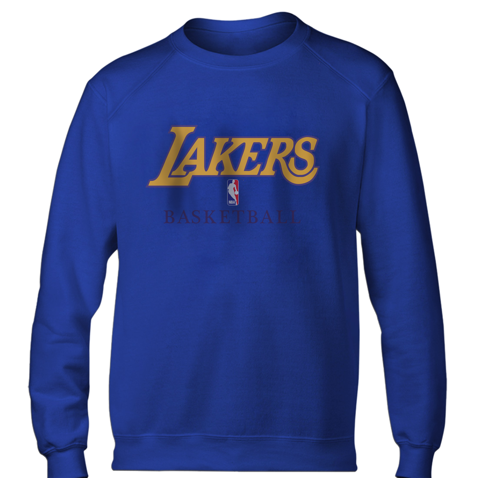 Los Angeles Lakers Basic (BSC-BLU-144-NBA-LAL-LAKERS.BSK.FLAT)