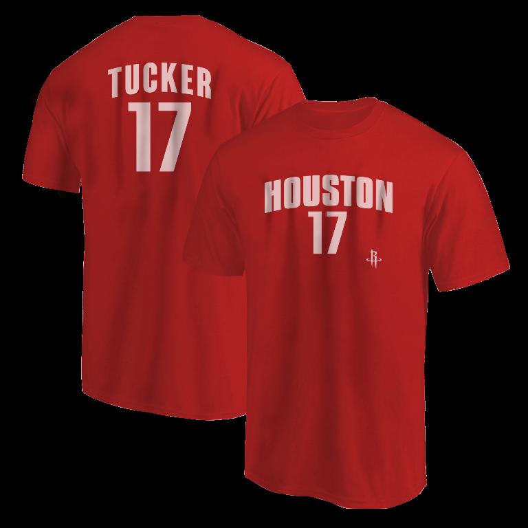 PJ Tucker Tshirt (TSH-RED-NP-PJTucker17-628)