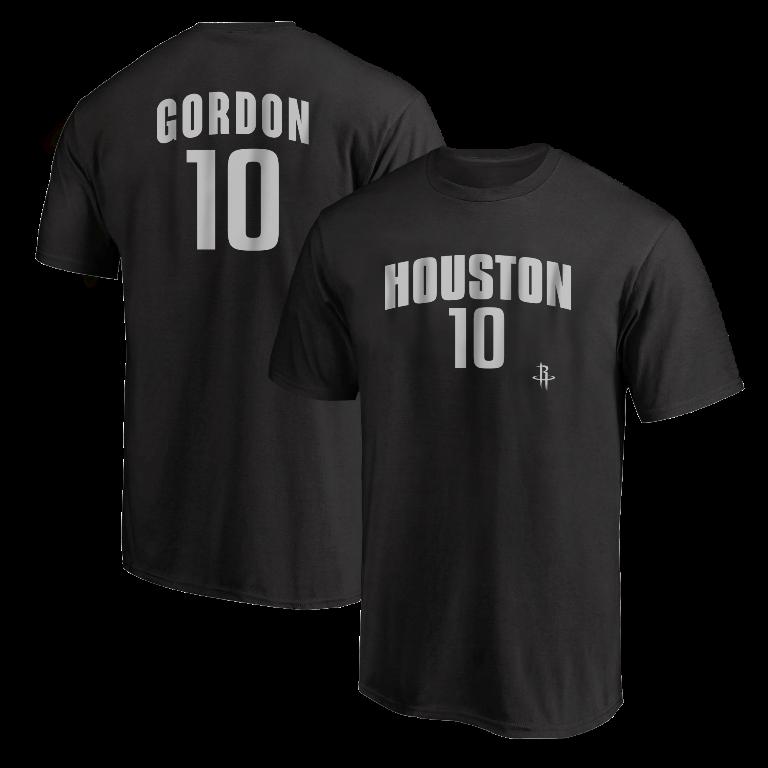 Eric Gordon Tshirt (TSH-BLC-NP-Gordon10-610)