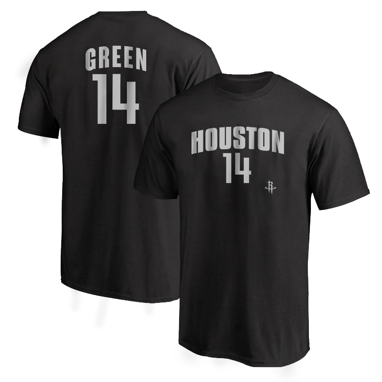Gerald Green Tshirt (TSH-BLC-NP-Green14-613)