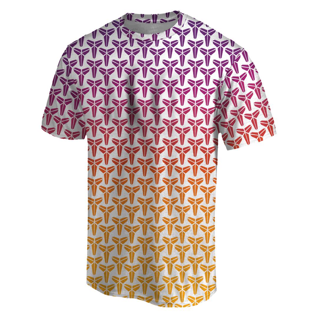 Kobe Bryant 3D Tshirt (TSH-3D-1005)