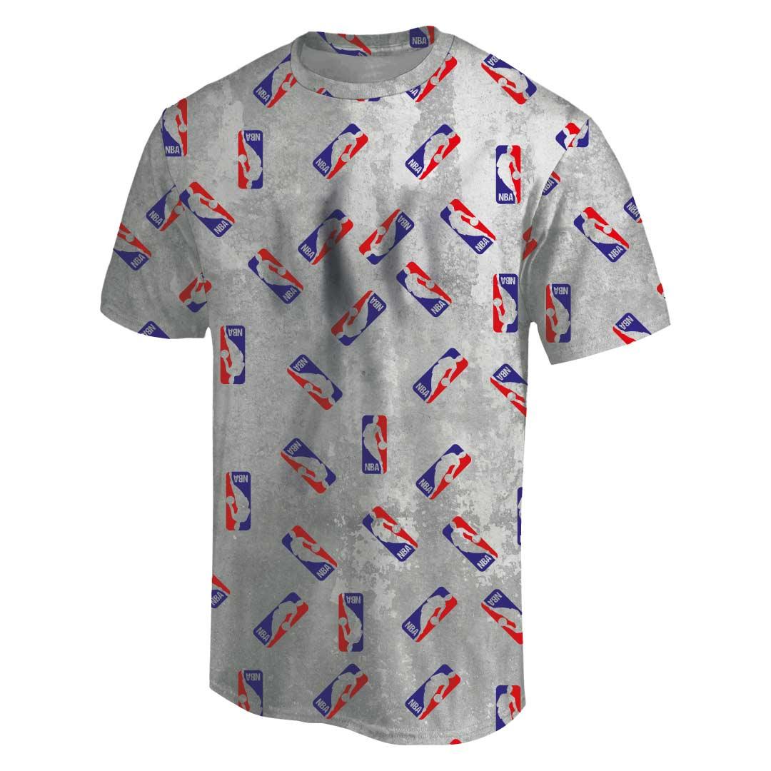 NBA 3D  Tshirt (TSH-3D-1008)