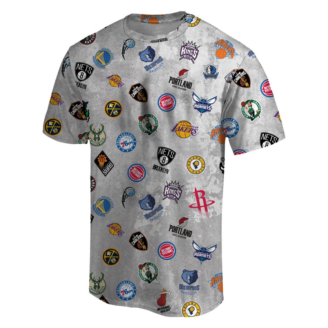NBA 3D Tshirt (TSH-3D-1048)